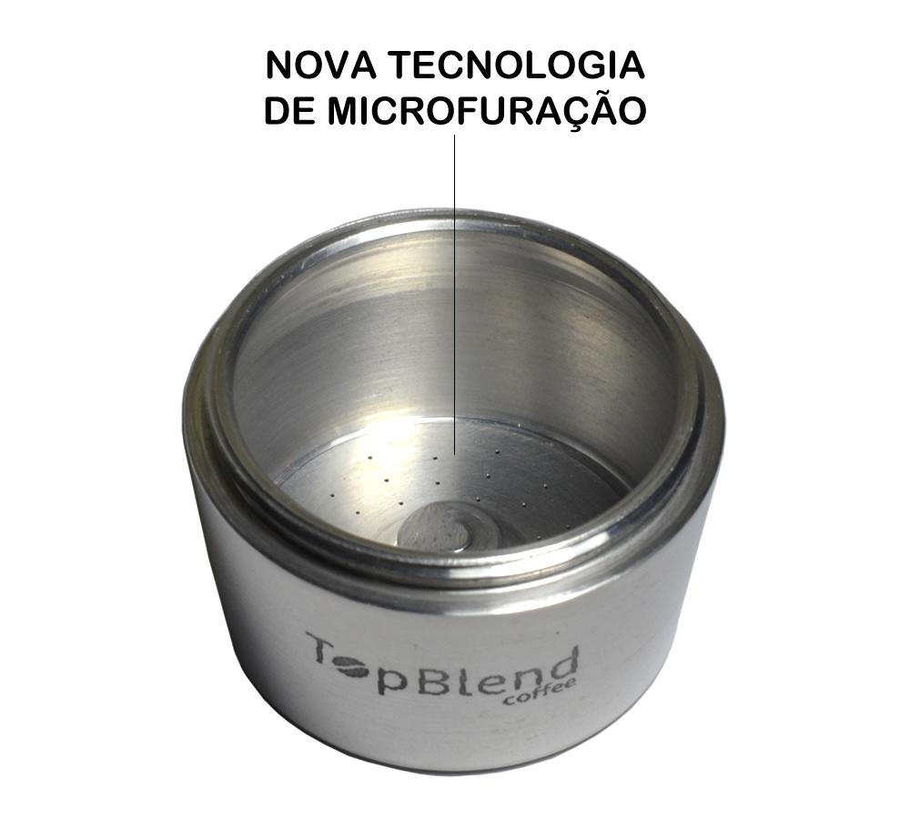 Nova tecnologia de microfuração