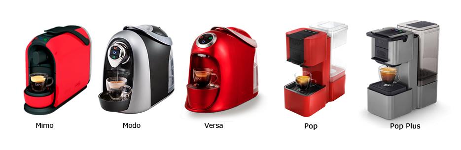 Cafeteiras Tres compatíveis com a Cápsula TopBlend
