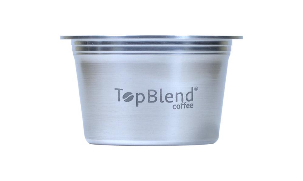 Cápsula Reutilizável Tres TopBlend modelo T3