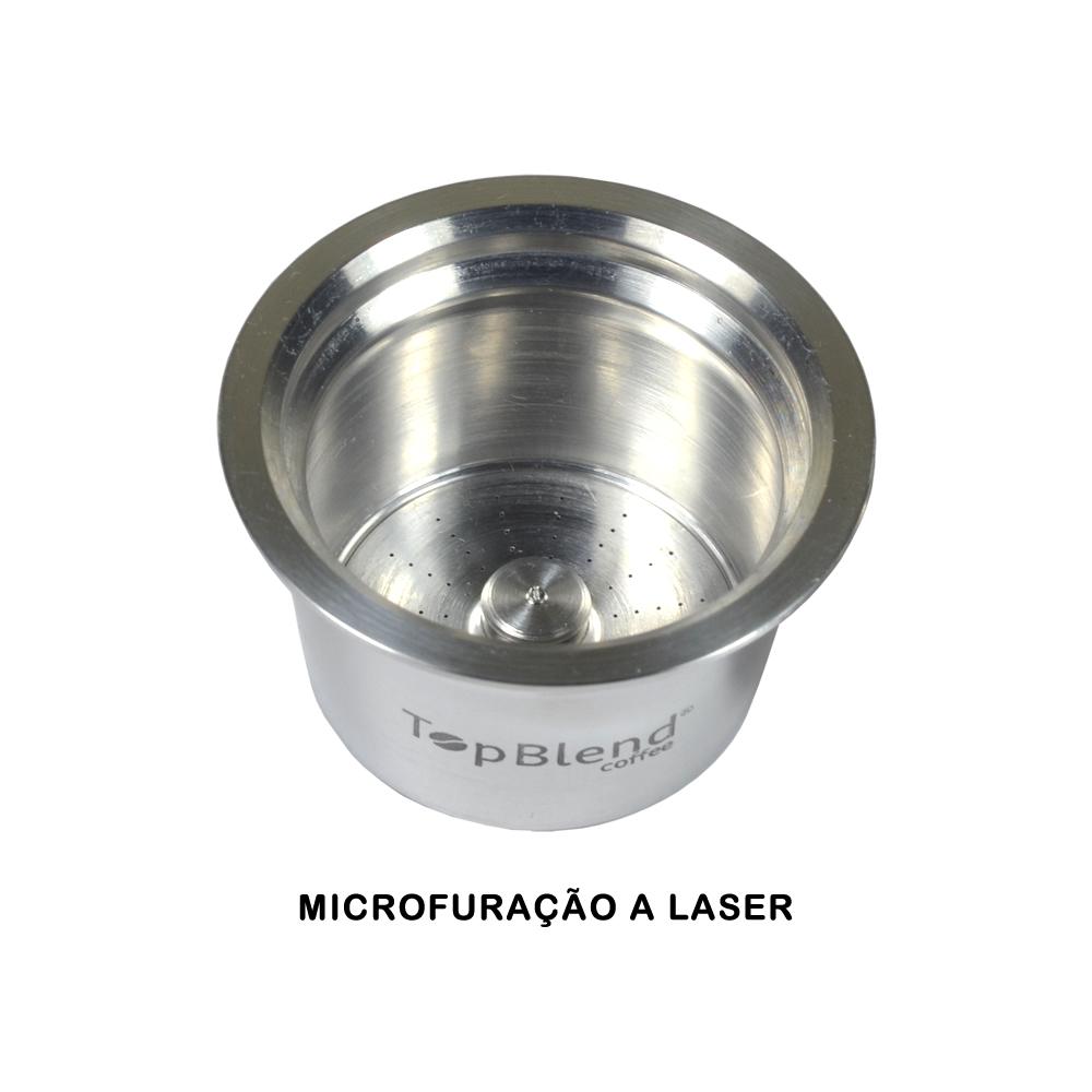 Tecnologia de microfuração a laser