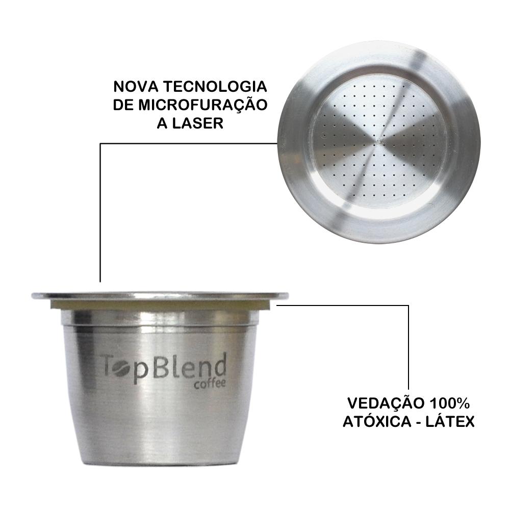 Tecnologia Exclusiva de Microfuração a Laser