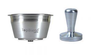 Cápsula Reutilizável Dolce Gusto TopBlend D3