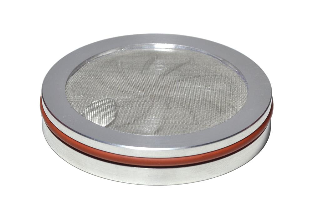 Aex filtro para Aeropress malha de aço inox fácil limpeza