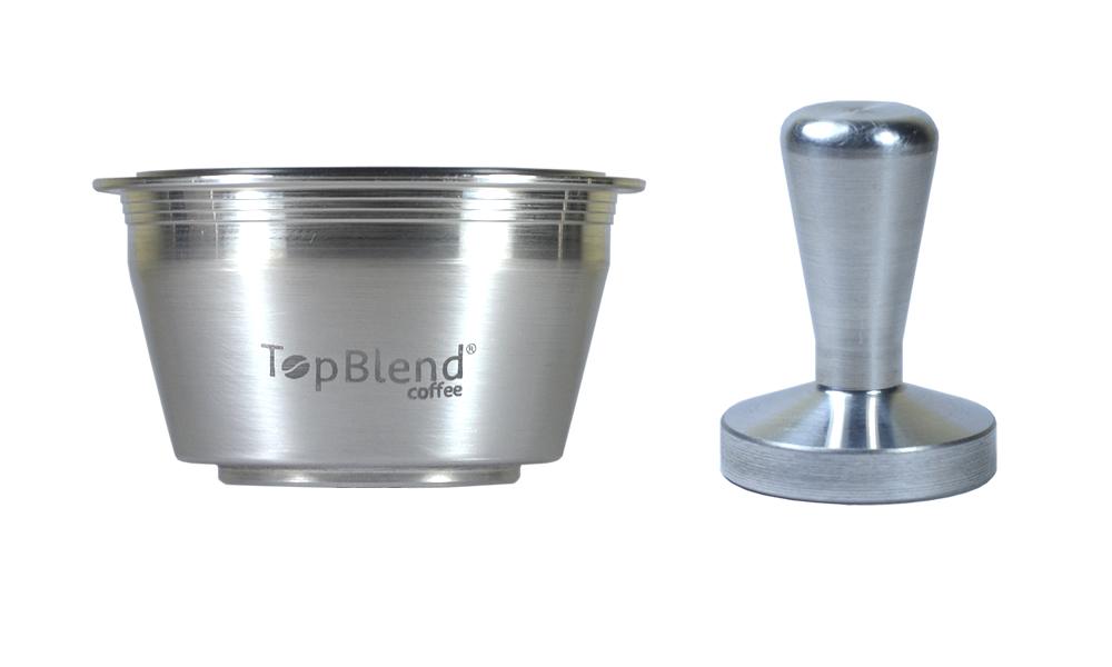 Cápsula Reutilizável Dolce Gusto TopBlend