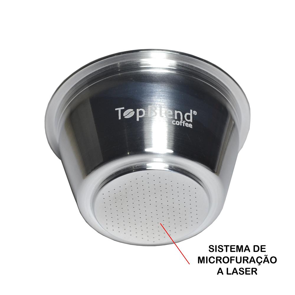 Sistema de microfuração à laser - naked filter