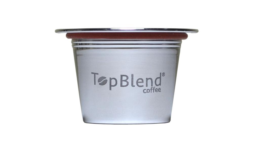 Cápsula Reutilizável Nespresso TopBlend N4